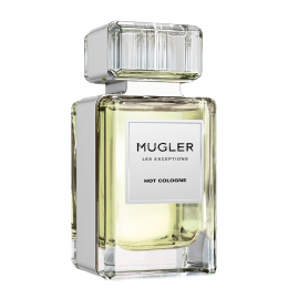Thierry Mugler Les Exceptions Hot Cologne - Унисекс парфюмна вода EDP 80 мл-Парфюми
