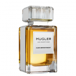 Thierry Mugler Les Exceptions Cuir Impertinent - Унисекс парфюмна вода EDP 80 мл-Парфюми