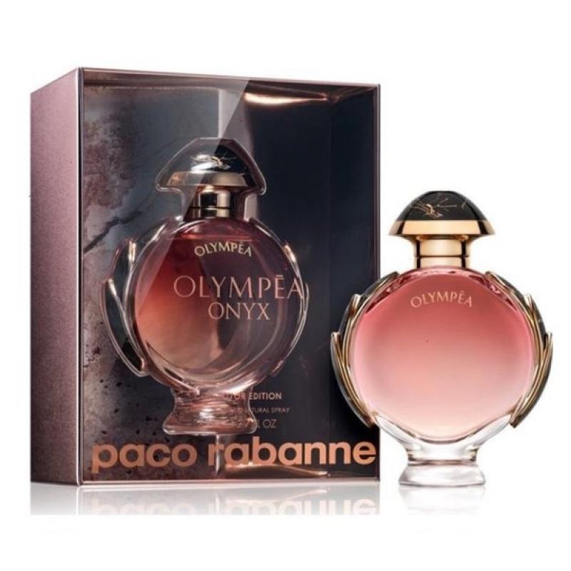 Paco Rabanne Olympea Onyx - Парфюмна вода за жени EDP 80 мл-Парфюми
