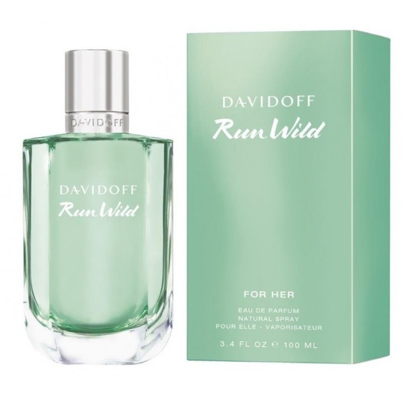 Davidoff Run Wild - Парфюмна вода за жени EDP 100 мл-Парфюми