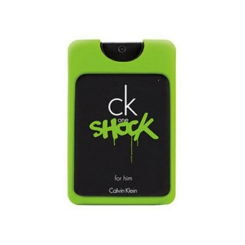 Calvin Klein Ck One Shock - Тоалетна вода за мъже EDT 20 мл-Парфюми