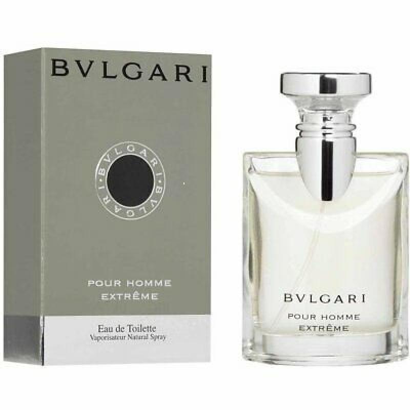 Bvlgari Extreme - Тоалетна вода за мъже EDT 50 мл-Парфюми
