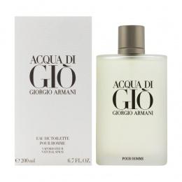 Giorgio Armani Acqua Di Gio - Тоалетна вода за мъже EDT 200 мл-Парфюми