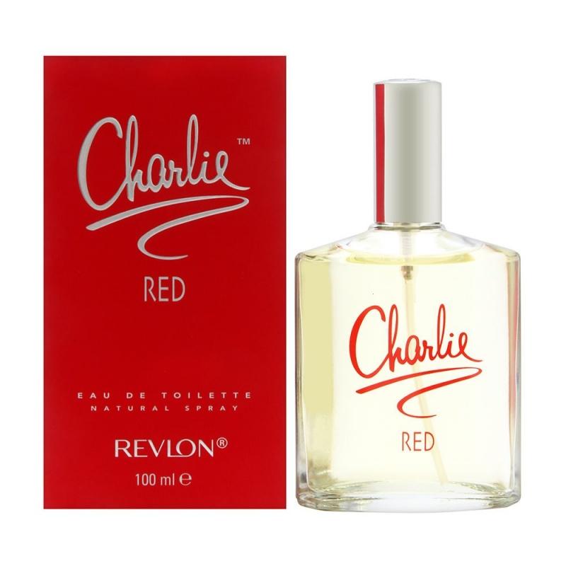 Revlon Charlie Red - Тоалетна вода за жени EDT 100 мл-Парфюми