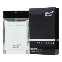 Mont Blanc Presence - Тоалетна вода за мъже EDT 75 мл-Парфюми