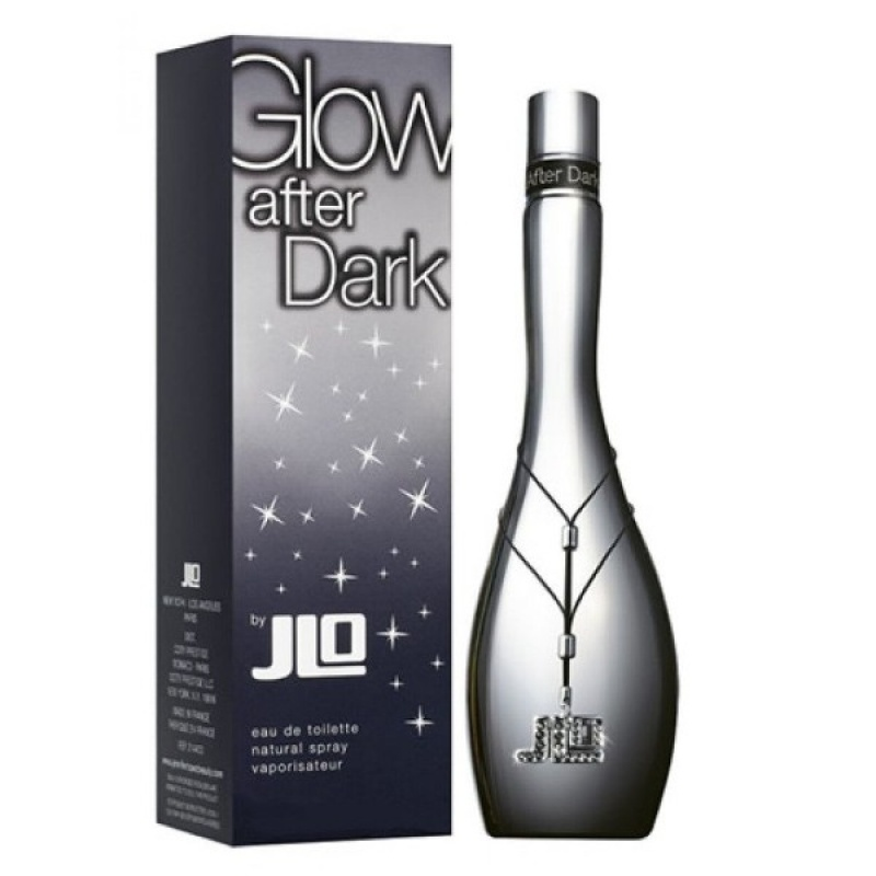 Jennifer Lopez Jlo Glow After Dark - Тоалетна вода за жени EDT 100 мл-Парфюми
