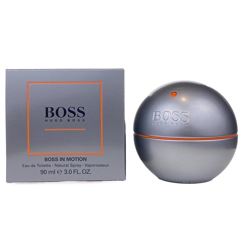 Hugo Boss In Motion - Тоалетна вода за мъже ЕДТ 90 мл.-Парфюми