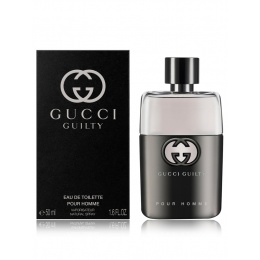 Gucci Guilty - Тоалетна вода за мъже EDT 50 мл-Парфюми