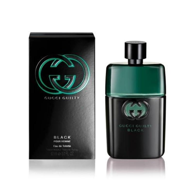 Gucci Guilty Black - Тоалетна вода за мъже EDT 50 мл-Парфюми