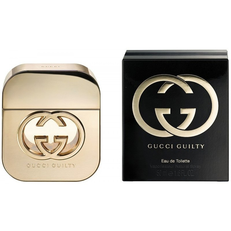 Gucci Guilty - Тоалетна вода за жени EDT 50 мл-Парфюми