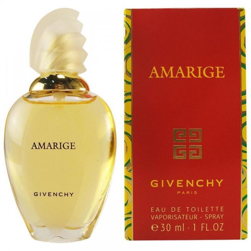 Givenchy Amarige - Тоалетна вода за жени EDT 30 мл-Парфюми