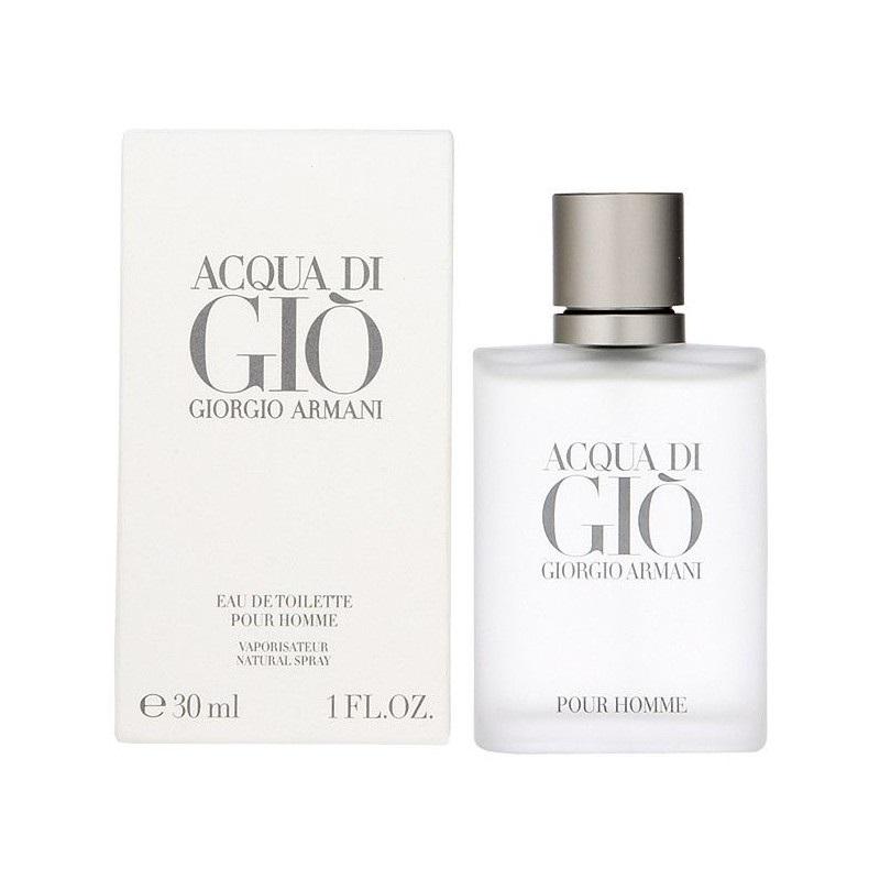 Giorgio Armani Acqua Di Gio - Тоалетна вода за мъже EDT 30 мл-Парфюми