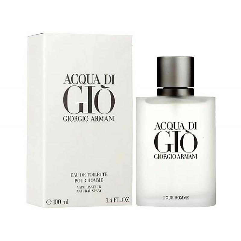 Giorgio Armani Acqua Di Gio - Тоалетна вода за мъже EDT 100 мл-Парфюми