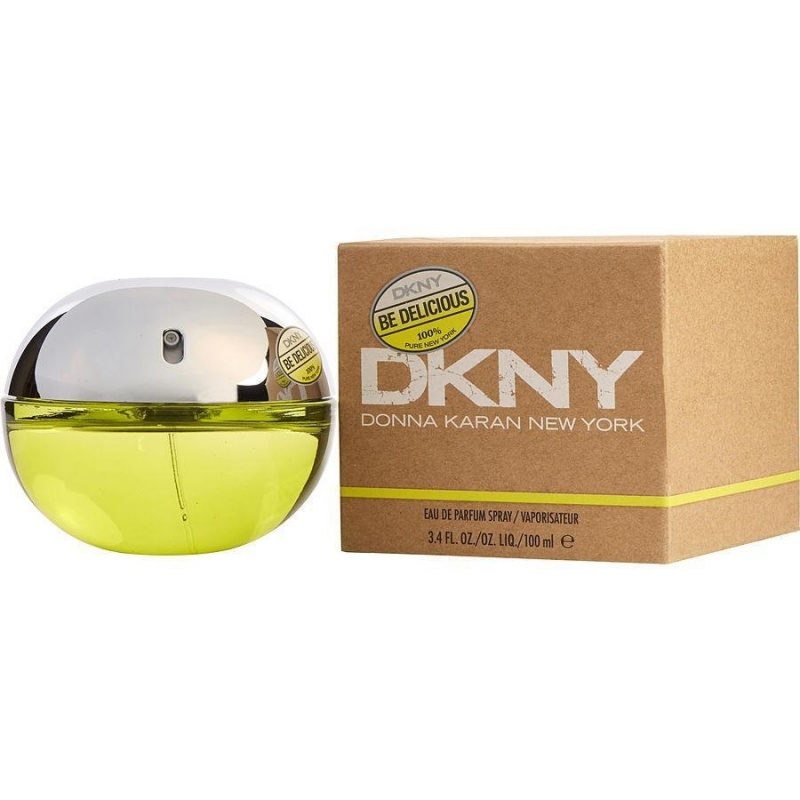 Donna Karan Dkny Be Delicious - Парфюмна вода за жени EDP 100 мл-Парфюми