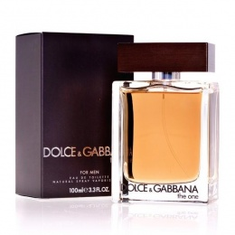 Dolce&Gabbana The One - Тоалетна вода за мъже EDT 100 мл-Парфюми