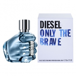 Diesel Only The Brave Mens - Тоалетна вода за мъже EDT 35 мл-Парфюми