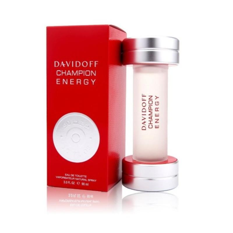 Davidoff Champion Energy - Тоалетна вода за мъже EDT 50 мл-Парфюми