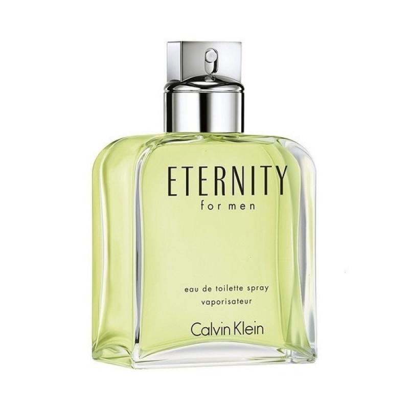 Calvin Klein Eternity - Тоалетна вода за мъже EDT 200 мл-Парфюми