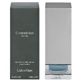 Calvin Klein Contradiction - Тоалетна вода за мъже EDT 100 мл-Парфюми