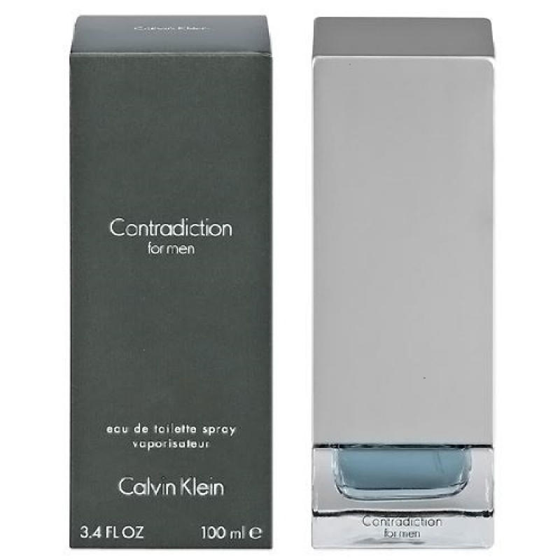 Calvin Klein Contradiction - Тоалетна вода за мъже EDT 100 мл-Парфюми