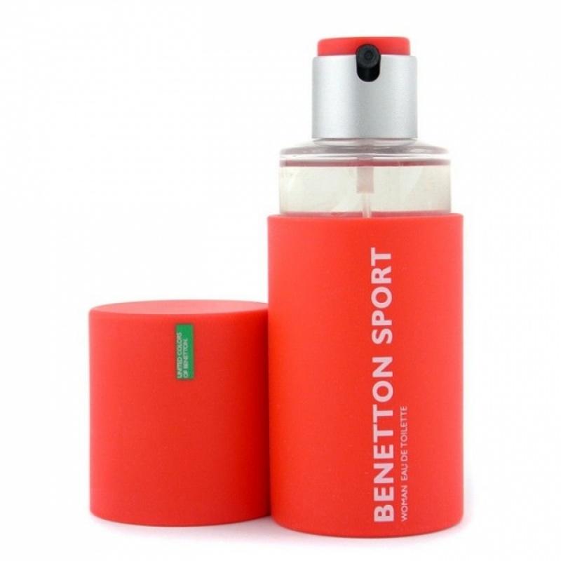 Benetton Sport - Тоалетна вода за жени EDT 100 мл-Парфюми