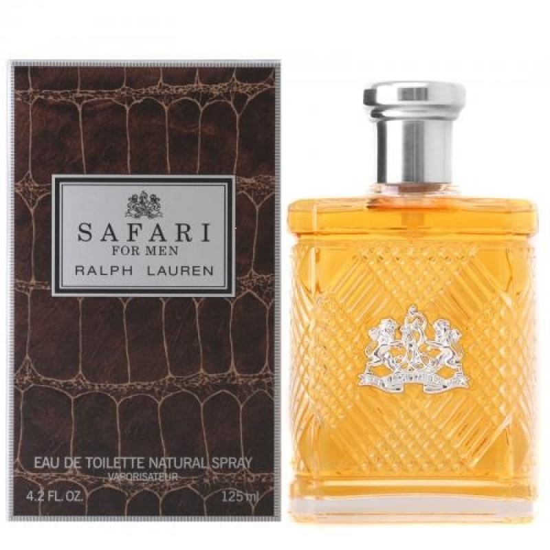 Ralph Lauren SAFARI - Тоалетна вода за мъже EDT 100 мл-Парфюми