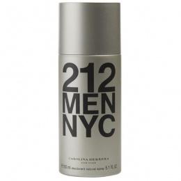 Carolina Herrera 212 Men - Део-спрей за мъже 150 мл-Парфюми