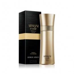Armani Code Absolu Gold Parfum - Парфюм за мъже 60 мл