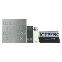 Iceberg Twice - Тоалетна вода за мъже EDT 125 мл + Торбичка Iceberg-Парфюми