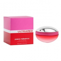 Paco Rabanne Ultrared Woman - Парфюмна вода за жени EDP 80 мл-Парфюми