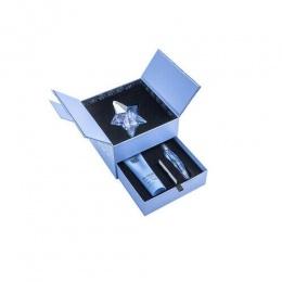 Комплект за жени Thierry Mugler Angel Refillable - Парфюмна вода EDP 50 мл + 10 мл + Лосион за тяло BL 100 мл-Парфюми