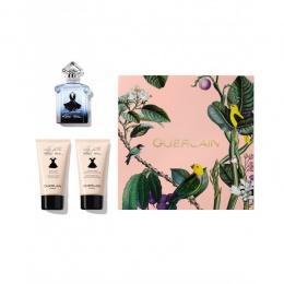Комплект за жени Guerlain La Petite Robe Noire Intense - Парфюмна вода EDP 50 мл + Мляко за тяло BM 75 мл + Душ гел SG 75 мл-Парфюми