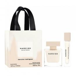 Комплект за жени Narciso Rodriguez Narciso - Парфюмна вода EDP 50 мл + Спрей за коса 10 мл-Парфюми