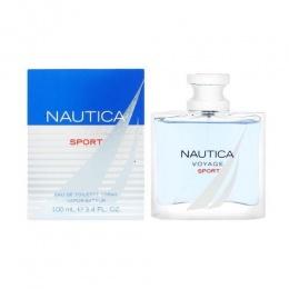 Nautica Voyage Sport - Тоалетна вода за мъже EDT 100 мл-Парфюми