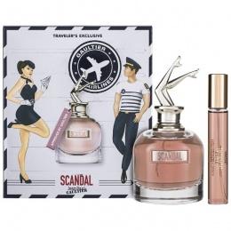 Комплект за жени Jean Paul Gaultier SCANDAL Airlines Edition - Парфюмна вода EDP 80 мл + 20 мл-Парфюми