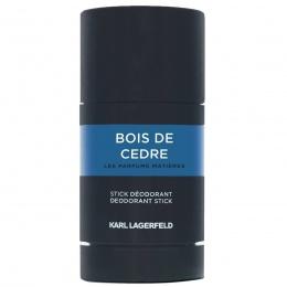 Karl Lagerfeld Les Parfums Matieres Bois de Cedre - Део-стик за мъже 75 мл-Парфюми