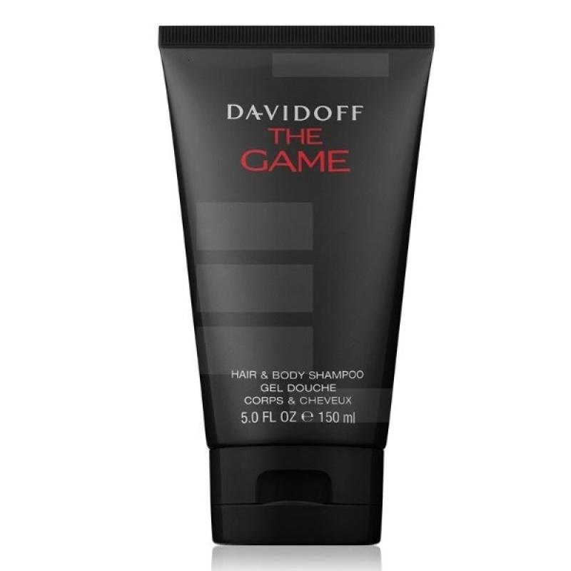 Davidoff The Game - Душ гел за мъже SG 150 мл-Парфюми