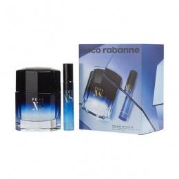 Комплект за мъже Paco Rabanne Pure XS - Тоалетна вода EDT 100 мл + 20 мл-Парфюми