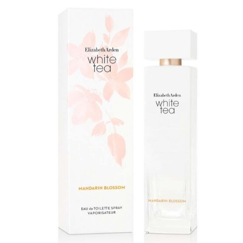 Elizabeth Arden White Tea Mandarin Blosom - Тоалетна вода за жени EDT 100 мл-Парфюми