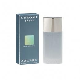 Azzaro Chrome Sport - Тоалетна вода за мъже EDT 30 мл-Парфюми