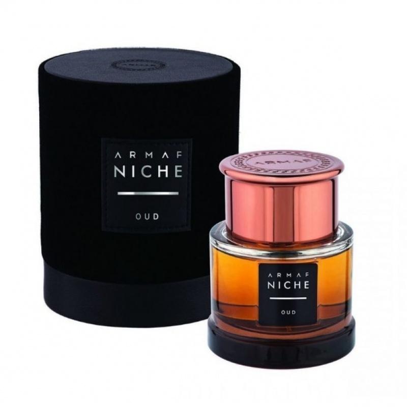 Armaf Niche Oud - Унисекс парфюмна вода EDP 90 мл-Парфюми