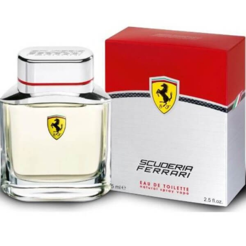 Ferrari Scuderia - Тоалетна вода за мъже EDT 75 мл-Парфюми
