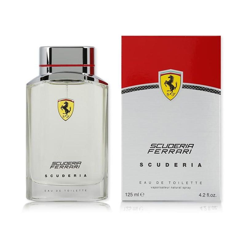 Ferrari Scuderia - Тоалетна вода за мъже EDT 125 мл-Парфюми