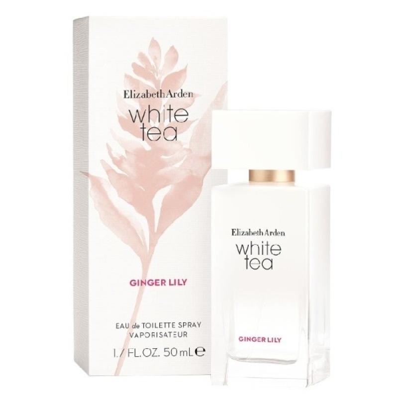 Elizabeth Arden White Tea Ginger Lily - Тоалетна вода за жени EDT 50 мл-Парфюми