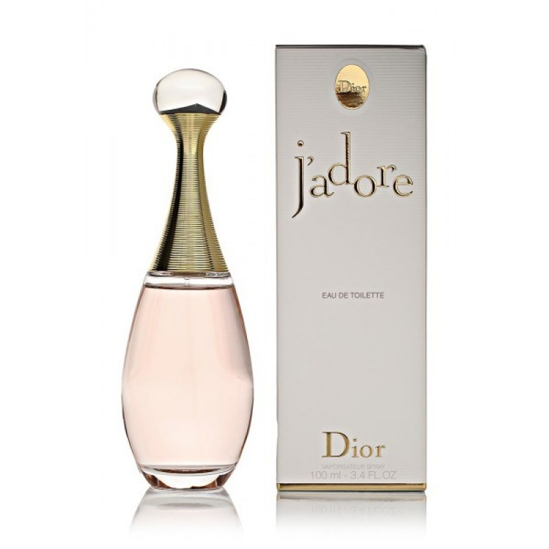 Christian Dior J`adore  Тоалетна вода за жени EDT 100 мл-Парфюми
