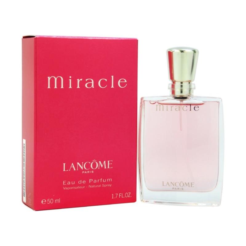 Lancome Miracle - Парфюмна вода за жени EDP 50 мл-Парфюми