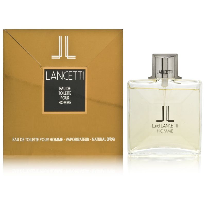 Lei Lui Di Lancetti - Тоалетна вода за мъже EDT 50 мл-Парфюми