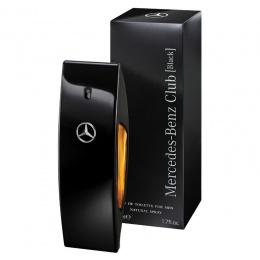 Mercedes Benz Club Black - Тоалетна вода за мъже EDT 50 мл-Парфюми