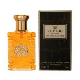 Ralph Lauren SAFARI - Тоалетна вода за мъже EDT 75 мл-Парфюми