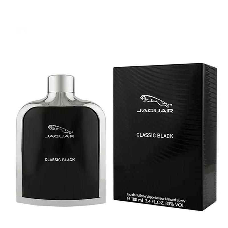 Jaguar Classic Black - Тоалетна вода за мъже EDT 100 мл-Парфюми